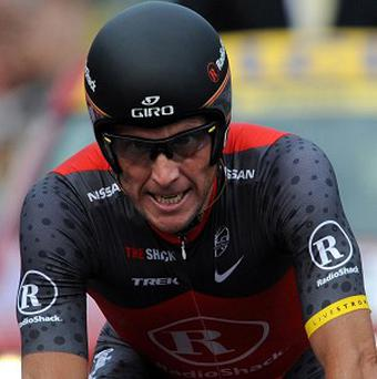 Lance Armstrong has strongly denied doping charges