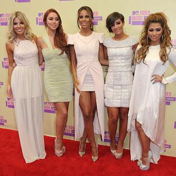 The Saturdays have a TV show in the US