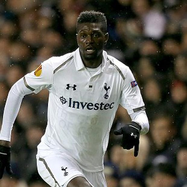 Emmanuel Adebayor will play for Togo in the African Nations Cup