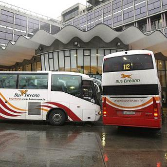 Siptu members at Bus Eireann have voted for a strike