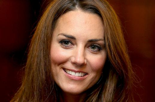 The Duchess of Cambridge. Photo: PA