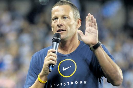 Disgraced former cyclist Lance Armstrong is to speak with American's TV chat show queen Oprah Winfrey next Thursday