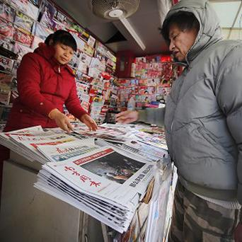 Signs suggest China is gradually emerging from its worst economic downturn since the 2008 global crisis (AP)