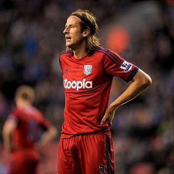 QPR have had a bid for Jonas Olsson rejected