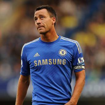 John Terry was untroubled as he played 45 minutes on Thursday night