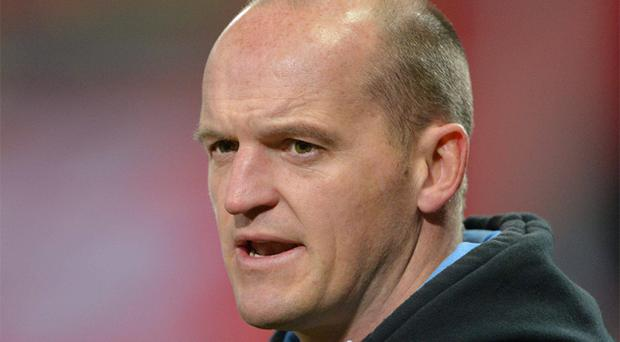 Gregor Townsend, head coach, Glasgow Warriors. Photo: Sportsfile