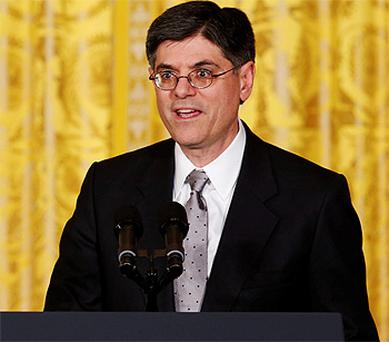 White House Chief of Staff Jack Lew