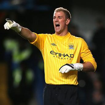 Joe Hart's Manchester City have not defeated Arsenal away in the league for 37 years