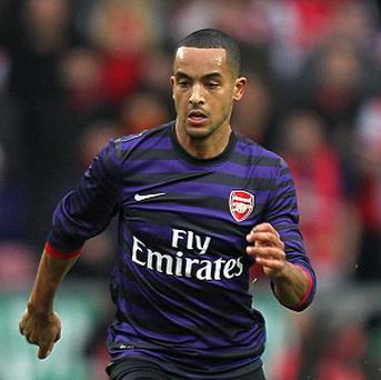 Arsenal are in negotiations with Theo Walcott over his long-term future