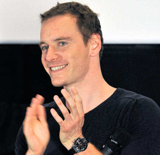 Ardmore has secured Michael Fassbender's next film..