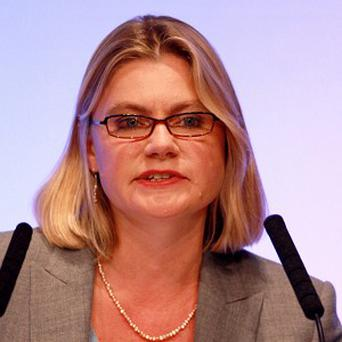 Justine Greening said th UK is 'committed to working with our international partners to ensure Haiti builds long-term resilience'