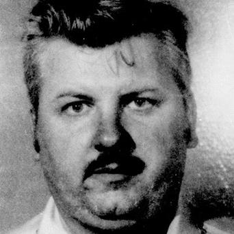 Serial killer John Wayne Gacy (AP)