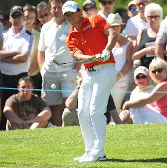 Rory McIlroy wants to support 'children's charities big and small'