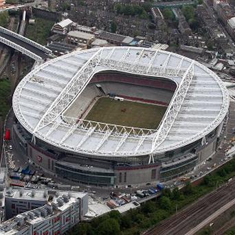 Police revealed they found a 'suspect package' near Arsenal's Emirates Stadium