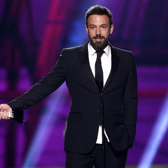 Ben Affleck was named best director at the Critics' Choice Movie Awards