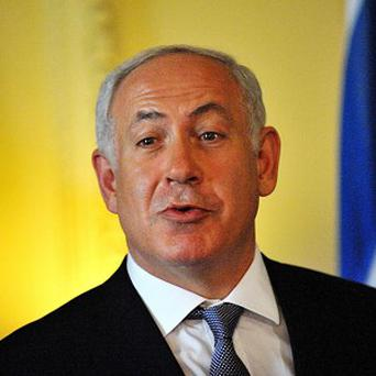 Israeli Prime Minister Benjamin Netanyahu ordered roads closed leading to the area and had the military declare a closed military zone