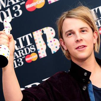 Tom Odell said winning the award means a lot to him