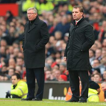 Sir Alex Ferguson, left, was not happy with some 'erratic' defending