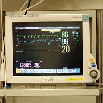 The BioMonitor sends daily updates on heart performance to doctors without the patient having to do anything