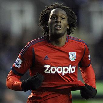 Romelu Lukaku admits he has found his feet in England with loan club West Brom