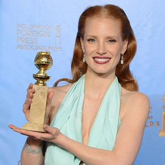Jessica Chastain spent years as a jobbing actress before she got her big break
