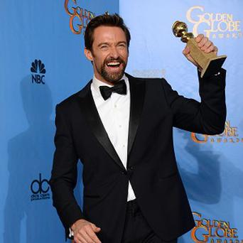 Hugh Jackman said it means a lot to him to be recognised in Britain