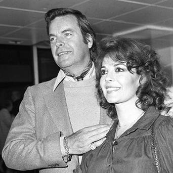 Natalie Wood, pictured with husband Robert Wagner, died in 1981