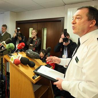 Chief Constable Matt Baggott said the Police Service of Northern Ireland had to put 'public safety first'