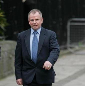 Colm Murphy, pictured, and Seamus Daly have been challenged to give evidence in court
