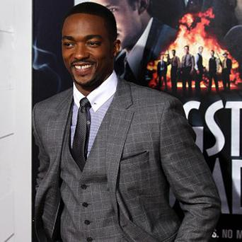 Anthony Mackie has a role in Thor 2