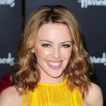 Kylie Minogue is apparently keen to do more acting