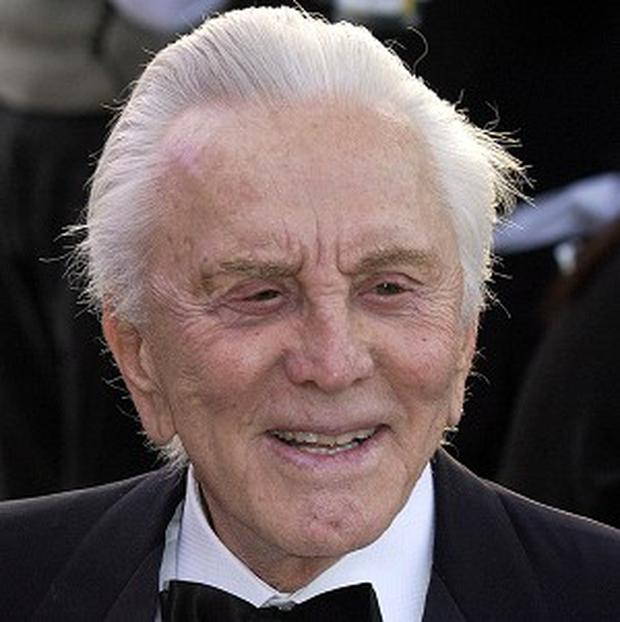 Kirk Douglas will be honoured by the Publicists Guild of America