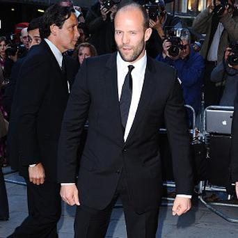 Jason Statham would love to see Jackie Chan join the Expendables 3 cast
