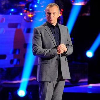 An Australian Senator has complained about Graham Norton being on TV too much