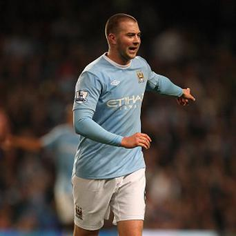 Michael Johnson was released by Manchester City in December