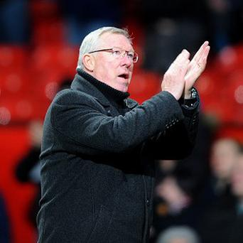 Sir Alex Ferguson wants to see footballers set a good example