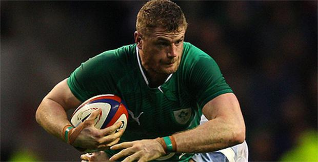 Jamie Heaslip will captain Ireland for the Six Nations