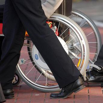 Just over a third of adults with a disability in Ireland are employed, a new report shows