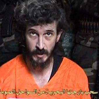 Somali militant group Al-Shabab said a French agent codenamed Denis Allex has been killed (AP)