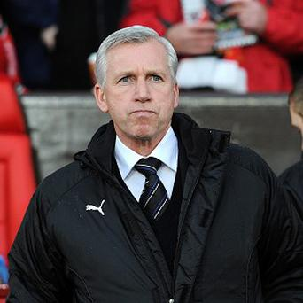 Alan Pardew, pictured, has no regrets over Newcastle's pursuit of Loic Remy