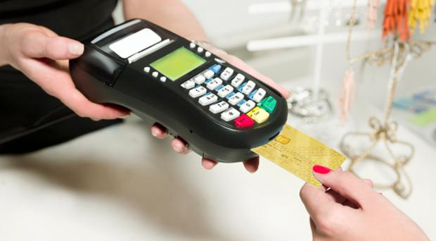 A problem with point-of-sale terminals supplied by AIB Card Services led to the double charging. Photo: Getty Images
