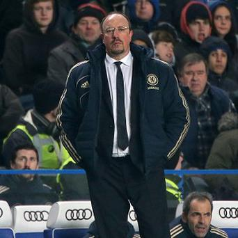 Chelsea boss Rafael Benitez hopes for a better home performance against Arsenal