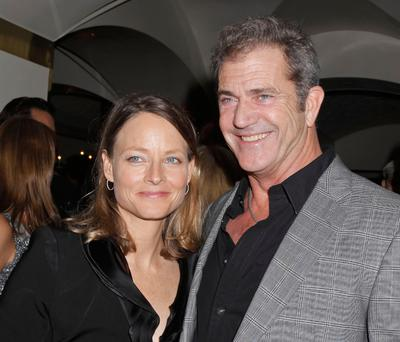 Jodie Foster has stood by Mel during his personal struggles over the last few year.