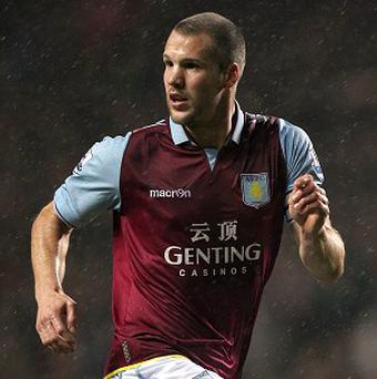 Ron Vlaar is set to play in Saturday's Barclays Premier League clash at West Brom