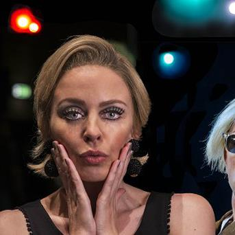 Kylie Minogue will act alongside Peter Serafinowicz in a new comedy drama called Hey Diddly Dee