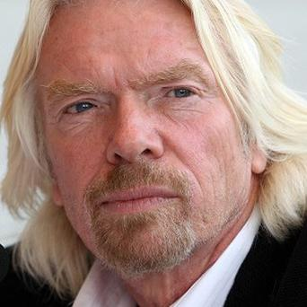 Sir Richard Branson may not be the first person with his name in space after another Richard Branson entered a competition
