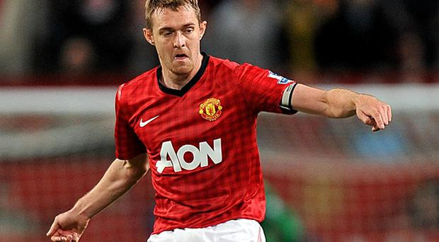 Manchester United midfielder Darren Fletcher will miss the rest of the season after undergoing surgery to resolve his ulcerative colitis condition, the club have confirmed. Photo: PA