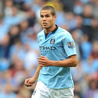 Jack Rodwell, pictured, and Sergio Aguero could feature for Manchester City against Fulham
