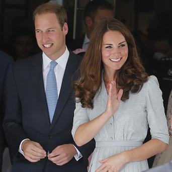 The Duke and Duchess of Cambridge undertook a nine-day tour of the Far East and South Pacific last year