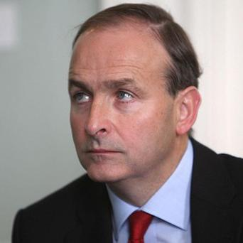 Fianna Fail leader Micheal Martin says Labour has adopted a Stalinist approach to rebel TD Colm Keaveney
